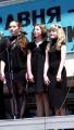 Участники крымскотатарского телевизионного конкурса АТР «Татлы сес»