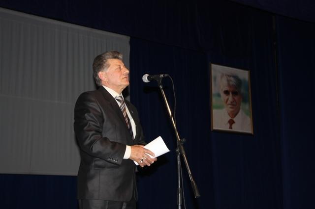 Известный крымскотатарский певец, Заслуженный артист Украины Рустем Меметов