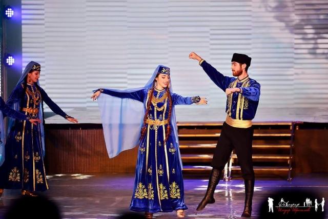 Зарина Зинединова и Джемиль Аблаев