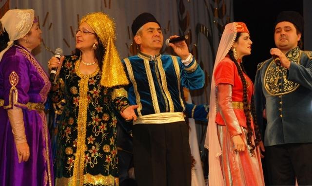 Концерт, посвященный празднику